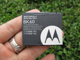 Baterai Motorola BK60 Original Motorola 880mAh