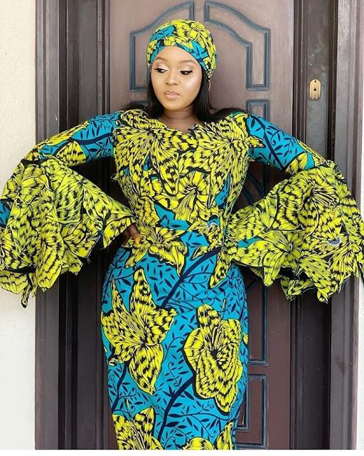 The 20 Best of Owambe Aso Ebi Dresses 43