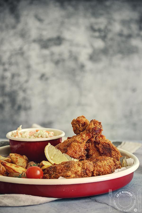 Hrskavo-sočna piletina