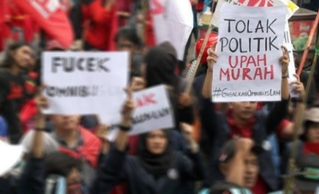 Bareskrim Rampungkan Berkas Petinggi KAMI di Jakarta dan Medan Terkait Demo Tolak Omnibus Law
