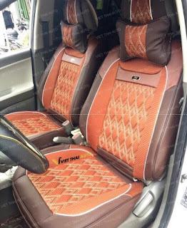 áo ghế ô tô mẫu 2