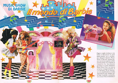 Barbie Music Show