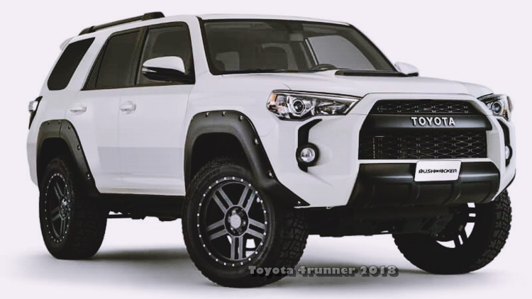 Toyota 4Runner 2018 Changes, Specs, Release Date and Engine
