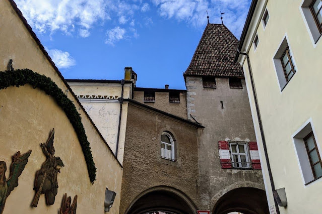Day trips from Innsbruck for Christmas: Brixen Italy