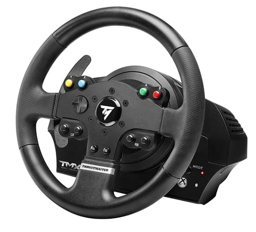 Review Thrustmaster TMX Force Feedback racing wheel