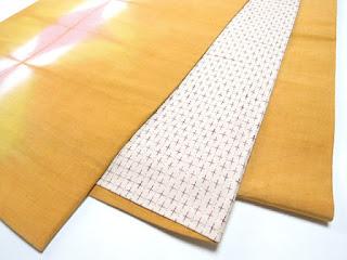 リバーシブル帯は日常で使われていた帯なので使用頻度は高いです