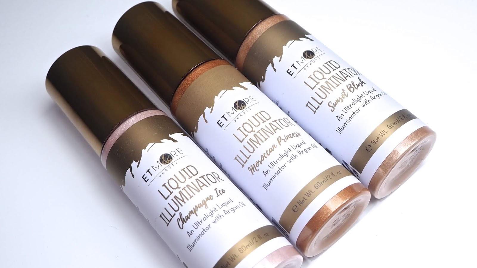 Etmore Beauty Liquid Illuminators