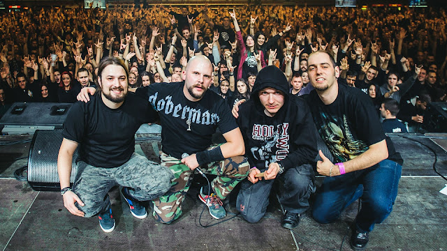 Veliki oktobarski koncert Mortal Kombata u Novom Sadu