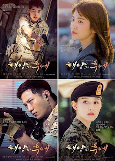Descendant Of The Sun-Drama Korea Terpopuler 2016
