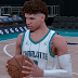 Lamelo Ball Cyberface, hair Update and body Model By Zgrey [FOR 2K21]