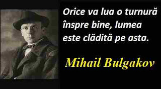 Maxima zilei: 15 mai - Mihail Bulgakov