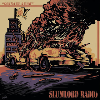 Stoner punk SLUMLORD RADIO new single & Stooges cover