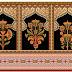 Textile Saree Border 80014