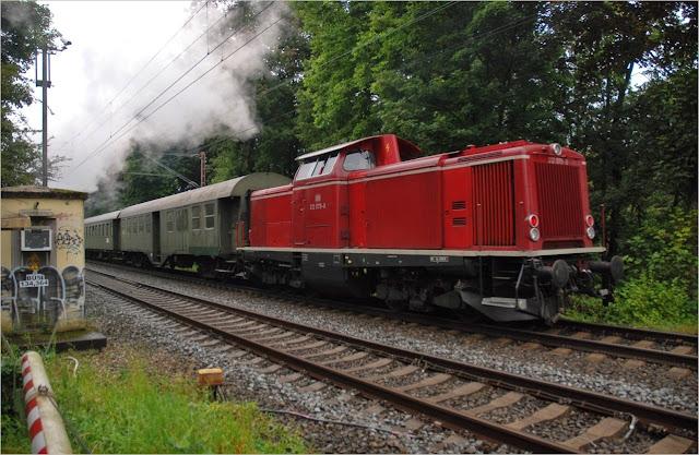 Diesellok 212 079