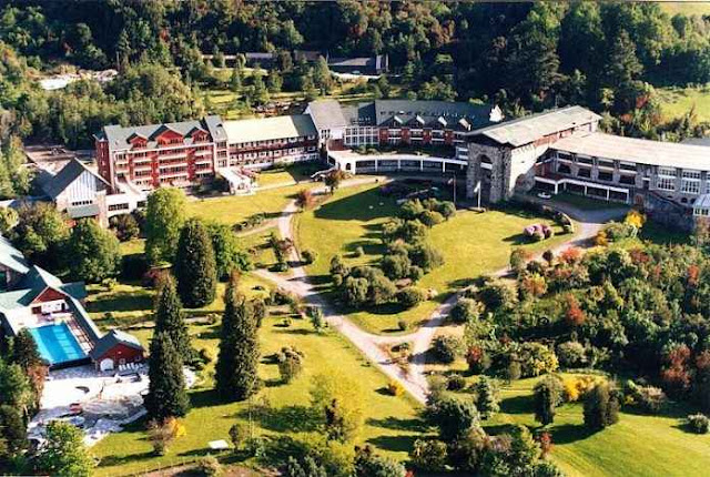 Puyehue Hot Springs, Hotel and Spa.