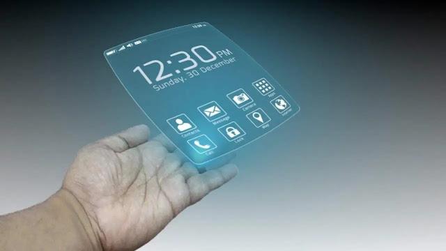 Handphone Hologram Deretan Teknologi Masa Depan yang Sudah Mulai Dikembangkan