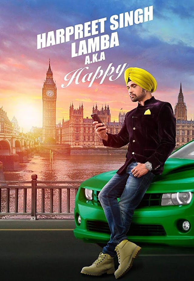 Happy Hardy and Heer 2020 x264 720p WebHD Esub Hindi THE GOPI SAHI