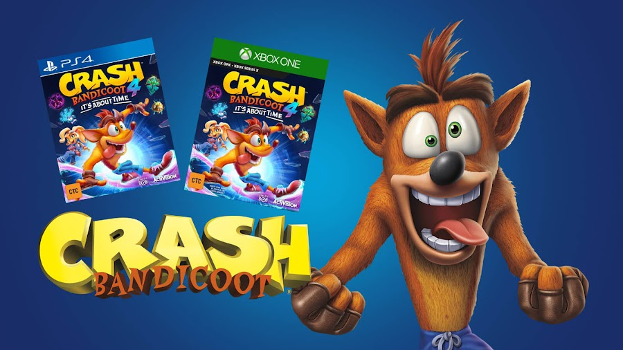 crash bandicoot 4 it's about time leaked taiwanese rating board platform 2020 activision