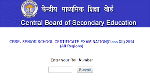 CBSE 12th Result # 2016 cbseresults.nic.in