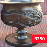 Wine Wood Cup For Sale - R 250