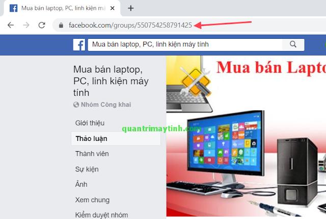 Cách thay đổi link cho nhóm trên Facebook