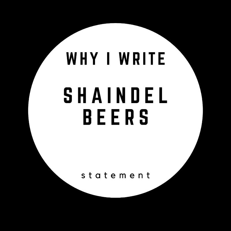 Why I Write: Shaindel Beers
