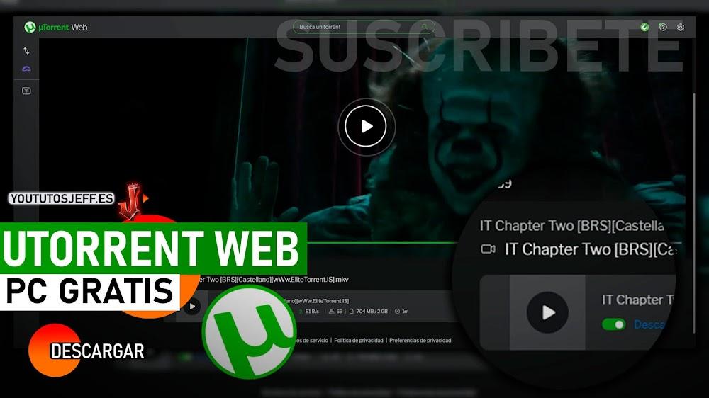 Como Descargar uTorrent Web 2021 GRATIS PC
