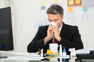 When your employee must tell you why he is sick