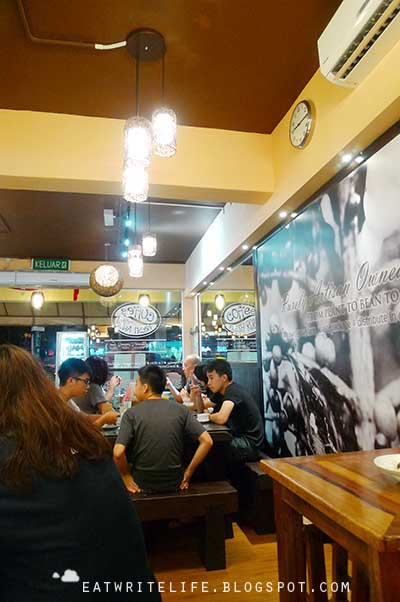 My Little Herbal Tea Cafe Signature Taman Megah