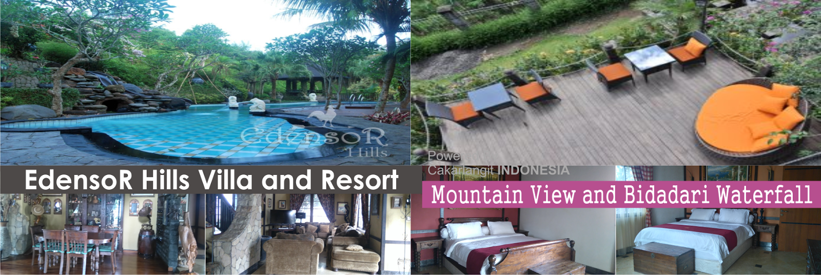 Edensor Hills Resort