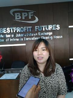 PT Best Profit Futures Jambi Berbagi Pada Media Dalam Menyambut Hari Raya Idul fitri.