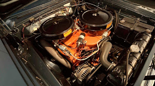 1963 Plymouth Savoy Max Wedge Engine 01