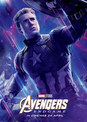 Avengers: Endgame (Web-DL 720p Dual Latino / Ingles) (2019)
