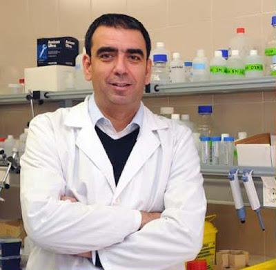 """El profesor de la UMU José Manuel López Nicolás se alza con el """"Premio Honorífico"""" en los premios ASEBIO 2016"""