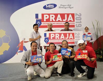 Dukung Pertumbuhan Koperasi Digital Dengan Mengikuti Kompetisi PRAJA 2019, Yuk! Berhadiah Total 204 Juta Rupiah!