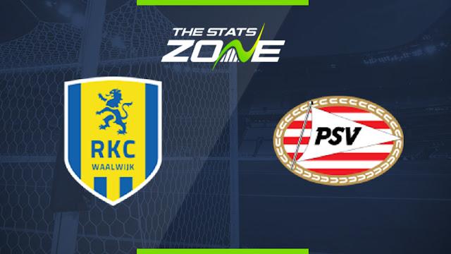 RKC Waalwijk vs PSV Eindhoven Biss Key AsiaSat 5 Senin, 2 September 2019