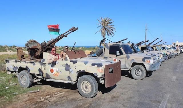 Συνελήφθησαν στο Σουδάν 160 μισθοφόροι καθ΄οδόν προς τη Λιβύη