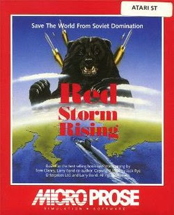 RED STORM RISING 1988: Official Game Direct Free Download