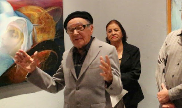 La cultura mexicana está de luto: murió el pintor Ermilo Torre Gamboa