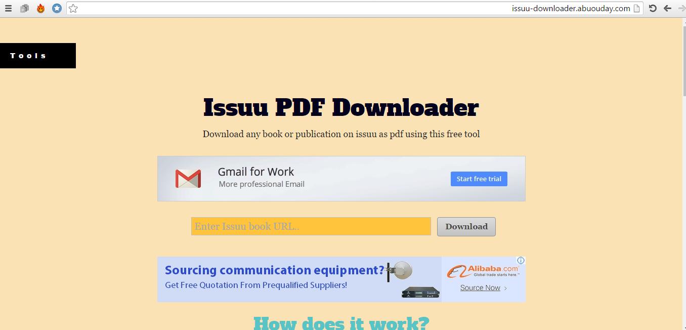download from issuu: تحميل الملفات من موقع ISSUU