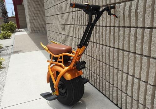 Tinuku.com Uno Bolt electric unicycle gyro force technology