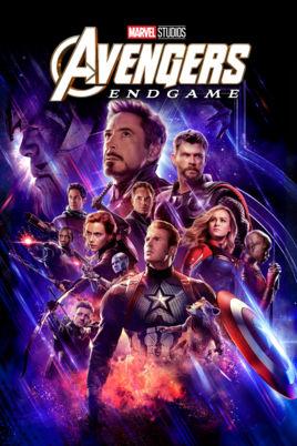 Avengers - Endgame [Mega][2019][Br-Rip][1080p][Latino]