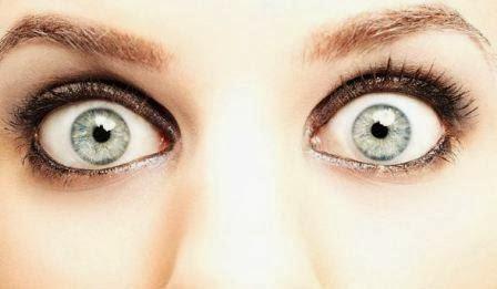 Lenguaje corporal con los ojos