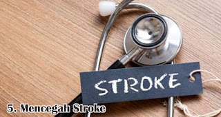 Mencegah Stroke merupakan salah satu manfaat konsumsi daging kurban