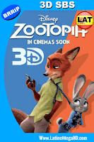 Zootopia (2016) Latino Full 3D SBS 1080P - 2016