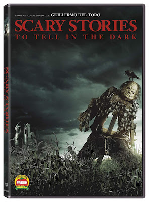 Scary Stories To Tell In The Dark 2019 Dvd