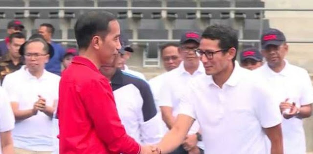 Prediksi Sandi Jadi Presiden, Pengamat: Jokowi Yang Sekarang Adalah Politisi Kawakan