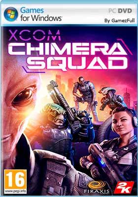 XCOM Chimera Squad (2020) PC Full Español