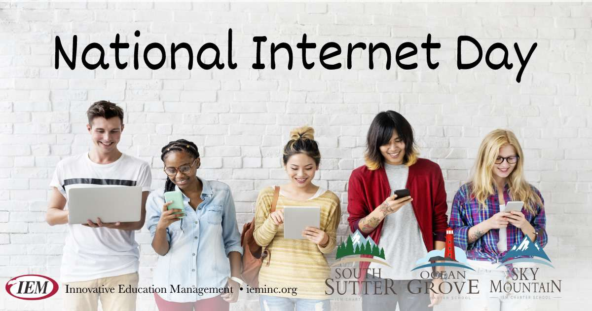 National Internet Day Wishes Images