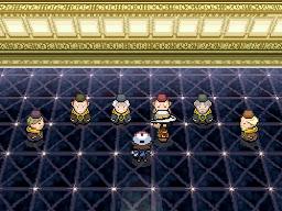 Sete Sábios Pokémon Black White